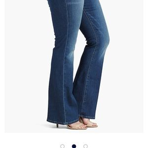 Lucky Brand plus size jeans